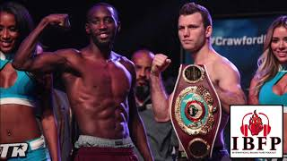 Jeff Horn Wants Terence Crawford Rematch In Australia??