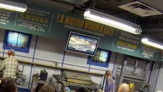Louisville Kentucky Slugger Museum Hillerich & Bradsby Factory