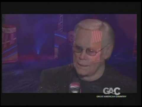 George Jones - Funny How Time Slips Away