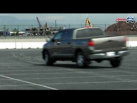 2008 Toyota Tundra SR5 @ the Track Video