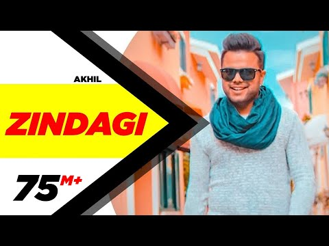 Zindagi | Akhil | Latest Punjabi Video Download 2017