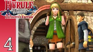 Hyrule Warriors: Definitive Edition [Mission 4 - The Girl in the Green Tunic] | Linkle's Tale