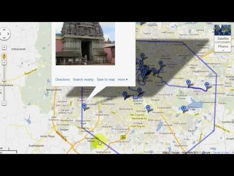 Bangalore Sightseeing - Offline Visual Guide