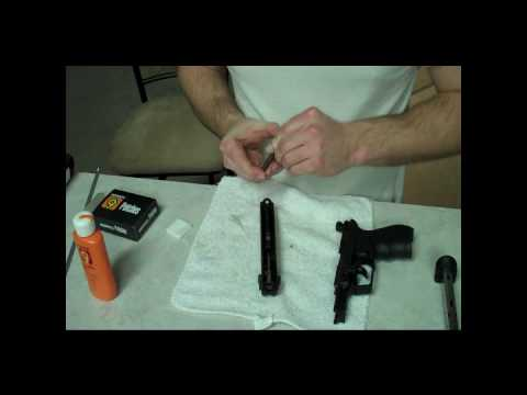 Disassembly Walther Pk380 Walther Pk380 Take Down