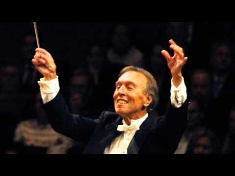 Claudio Abbado, Renowned Italian Conductor, Dies   20 January 2014 MUST SEE