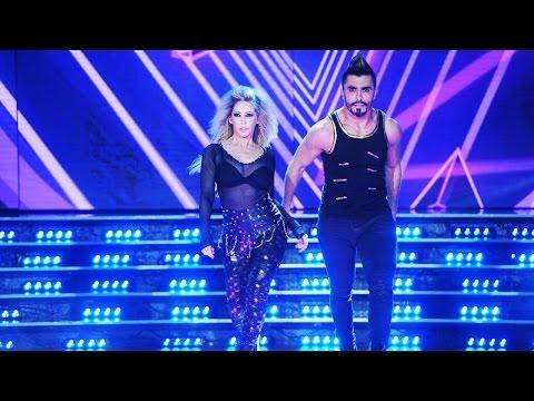 la abogada hot bailo y canto en su debut en el bailando