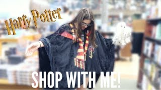 Book And Harry Potter Merch Shopping At Barnes And Noble!