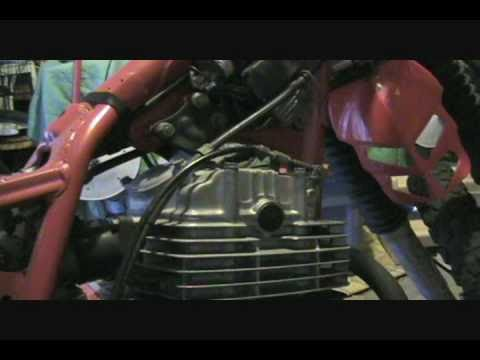 Motorcycle Electronic Ignition Troubleshooting Honda XL500R