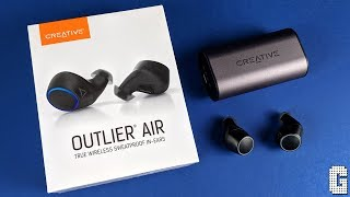 Absolutely Amazing! : Creative Outlier Air True Wireless REVIEW