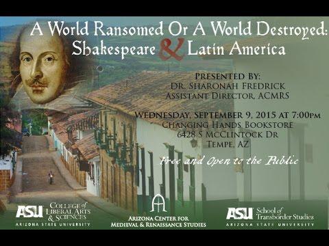 Political Shakespeares - Sharonah Fredrick