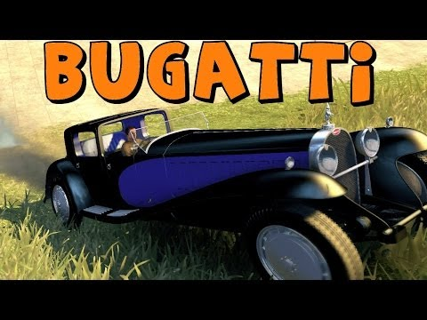 Spin Tires   Mod Review   Bugatti   Download Link In Description