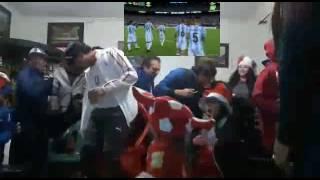 Reacción en Calama de penales Chile Sv Argentina 2016