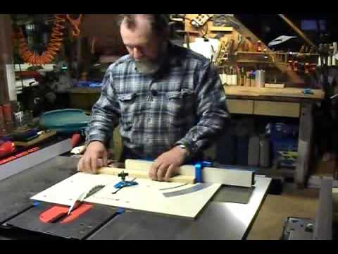 In the Shop tests the Rockler crosscut sled