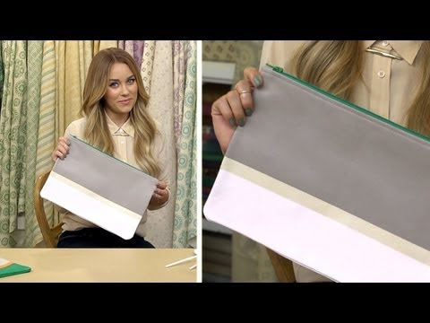 Lauren Conrad: Revamped Clutch