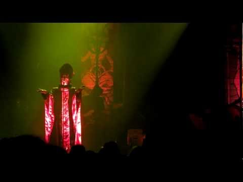 Ghost -  Here Comes The Sun/Ritual - Live In Montreal - January 21st, 2012
