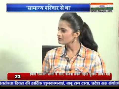 Khas Mulakat with yogeshwar dutt on Janta Tv Haryana 2014