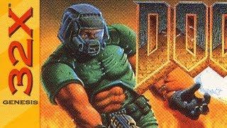 Classic Game Room HD - DOOM for Sega 32X review