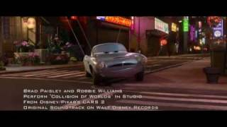"""Collision Of Worlds"" Music Video - Cars 2 (Official)"