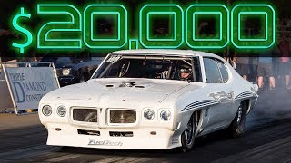 Street Outlaws BIG CHIEF Wins $20,000!!