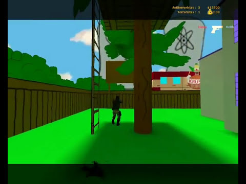 counter strike los simpsons loquendo