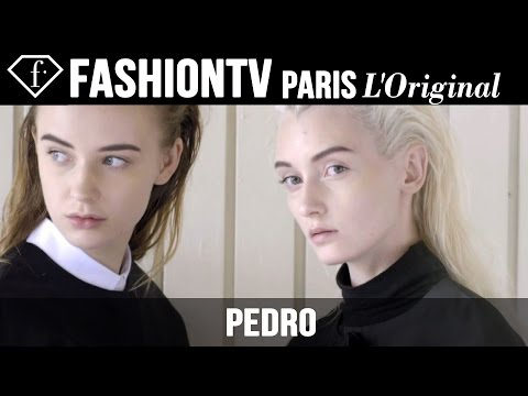 Pedro Fall 2014 Campaign Video | FashionTV