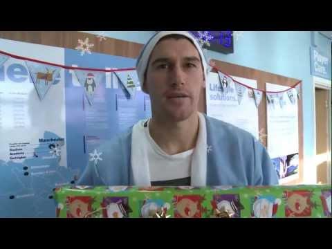 GARETH BARRY'S CHRISTMAS BIKE  | Advent Calendar | December 16