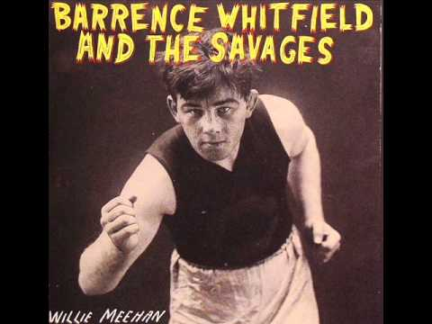 Thumbnail of video Barrence Whitfield and the Savages - 'Willie Meehan'