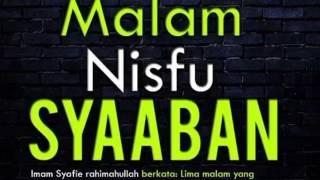 Download Malam nisfu Sya ban Jatuh pada tanggal berapa  MP3