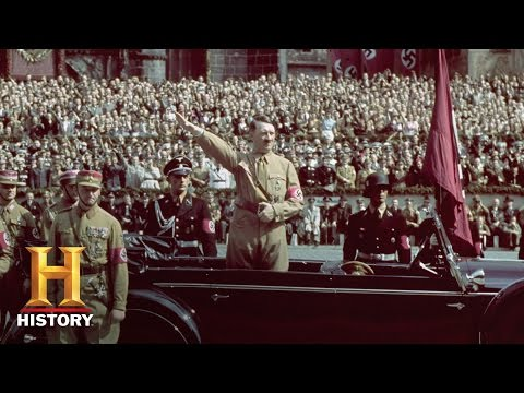 the story of hitler and the world war i