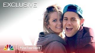 Download Lagu The Voice 2018 - Jamella and Jaron Strom (#UseYourVoice) Gratis STAFABAND