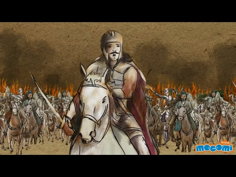 Ashoka the Great - Kings of India | Mocomi Kids - YouTube