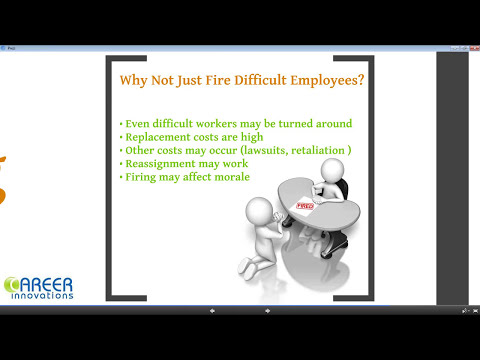 How to Manage Challenging Employees