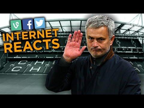 Chelsea SACK José Mourinho | Internet Reacts