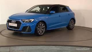 mmmm Audi A1 Sportback S line 30 TFSI 116 PS 6-speed