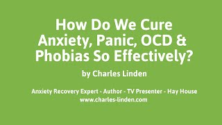 The Linden Method - Anxiety and panic attacks cure - fast, drug free and guaranteed