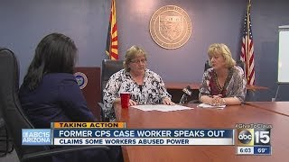 Former CPS case worker speaks out