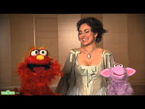Sesame Street: People in Your Neighborhood -- Opera Singer