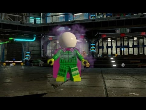 LEGO Marvel Super Heroes - Thrill of the Chess - 100% (Token Detector, Green Goblin - Ultimate)