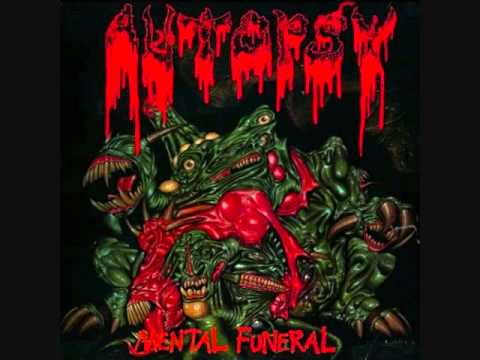 Autopsy - In The Grip Of Winter
