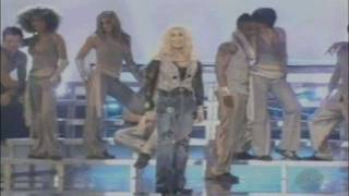 Cher - American Music Awards (2002) Song For The Lonely