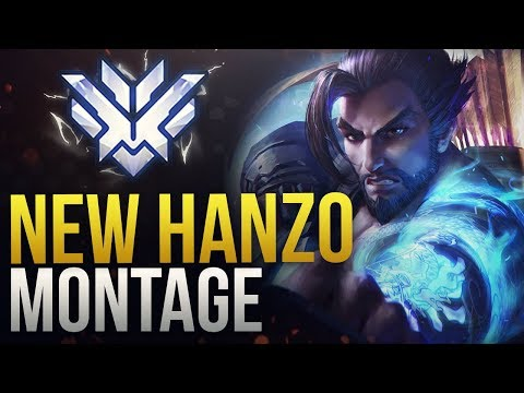 PROS DESTROY WITH NEW HANZO - Overwatch Montage