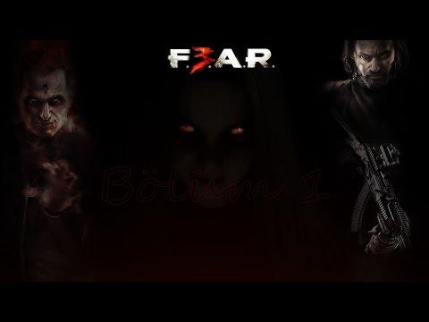 FEAR скачать торрент игру на PC