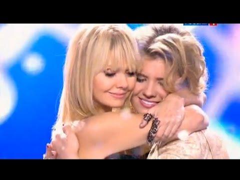 Валерия и Анна Шульгина - Ты моя. Голубой огонек.