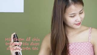 Cách dùng nước hoa phục hồi tóc