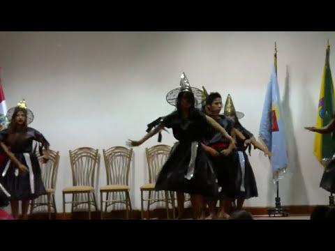 Danza: Brujas de Cachiche - UNICA