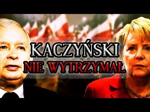 Merkel Się Wścieknie! Kaczyński BEZLITOŚNIE O Niemcach! Polityka, Unia, Morawiecki | Wiadomości #52