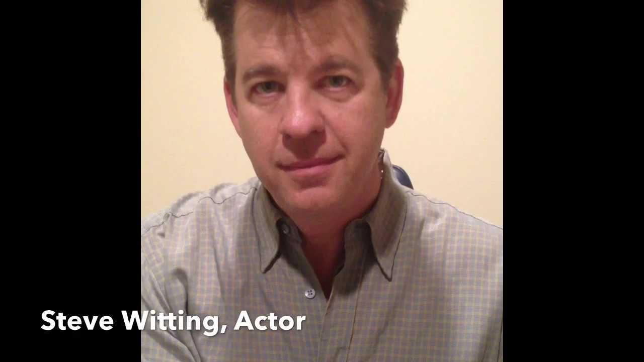 Steve Witting Steve Witting Actor New York
