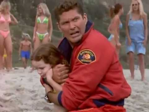 Hand grenade on the beach! (Baywatch)