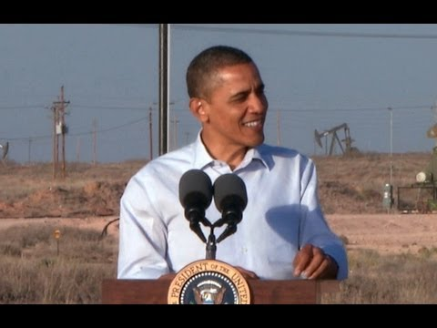 President Obama Speaks on Domestic Energy Production