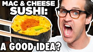 Weird Mac And Cheese Combos Taste Test